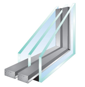 Triple Layer Glas
